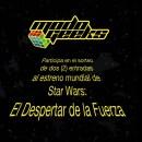 Star Wars: El despertar de la Fuerza- Facebook
