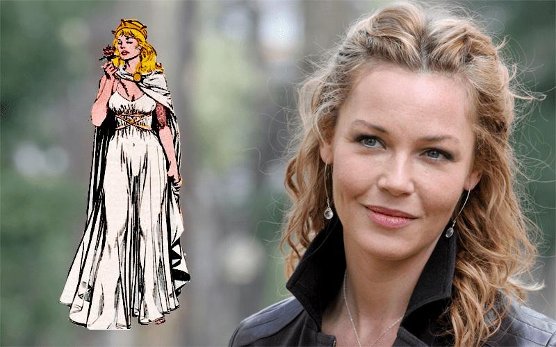 La película de Wonder Woman castea a la reina Hipólita - ModoGeeks