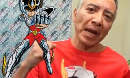 Falleció Jesús Barrero, la voz de Seiya en Caballeros del Zodiaco