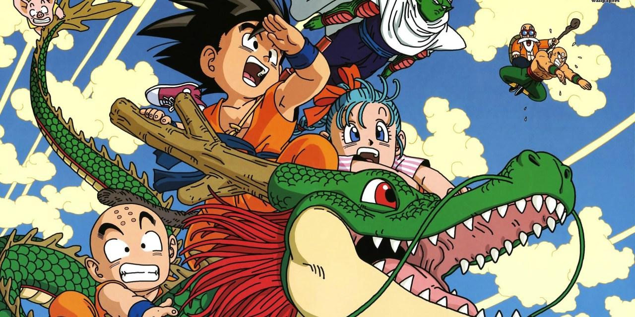 Dragon Ball cumple 30 años