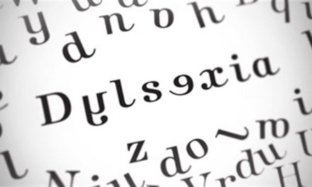 Página muestra cómo se siente tener dislexia