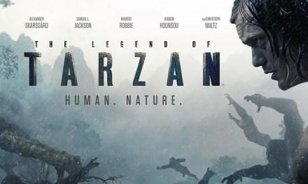 Llega el nuevo trailer y poster de The Legend of Tarzan