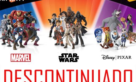 Disney descontinúa Disney Infinity