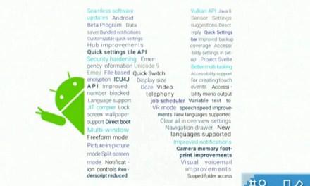 I/O'16: Lo último de Android ¿N? ¡Que los usuarios digan su nombre!