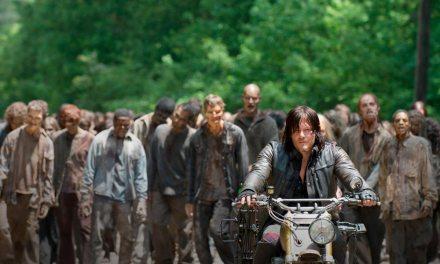 Norman Reedus de The Walking Dead hace una parada en Comicpalooza 2016