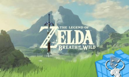 Revelado el trailer de The Legend of Zelda: Breath of the Wild