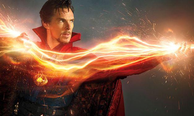 SDCC: Black Panther, Doctor Strange, Thor: Ragnarok y el nuevo logo de Marvel Studios