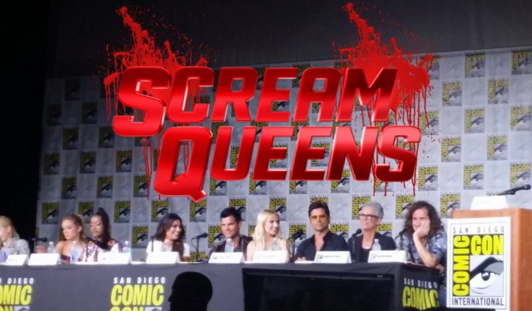 SDCC: Scream Queens 2 será más escalofriante y divertida que la primera