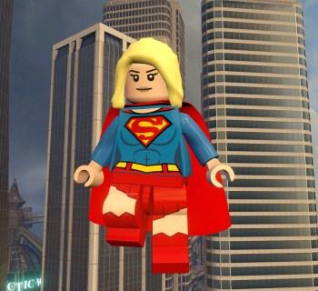 supergirl lego dimensions