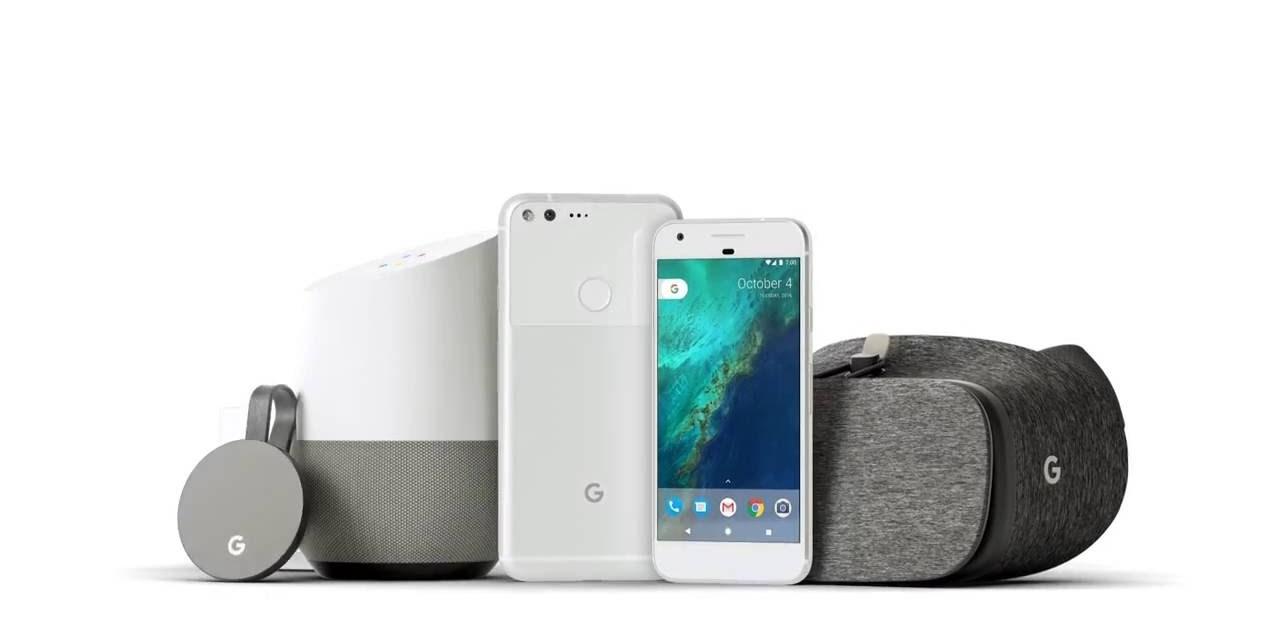 Pixel y más de Google para el hogar – Evento 4 de octubre
