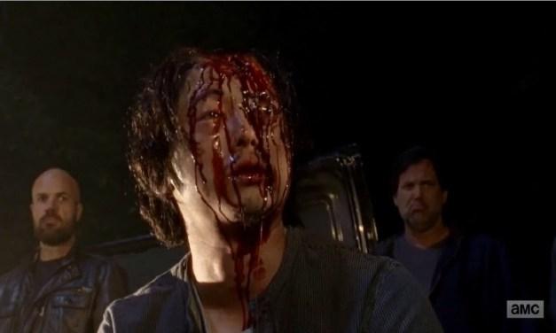 Robert Kirkman y Steven Yeun hablan sobre la muerte de Glenn en The Walking Dead