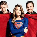the flash supergirl arrow
