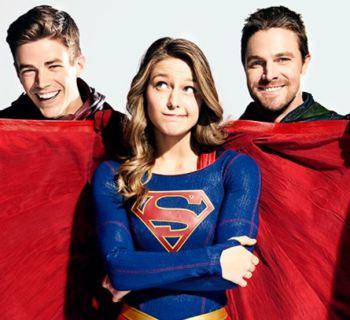 the flash supergirl arrow