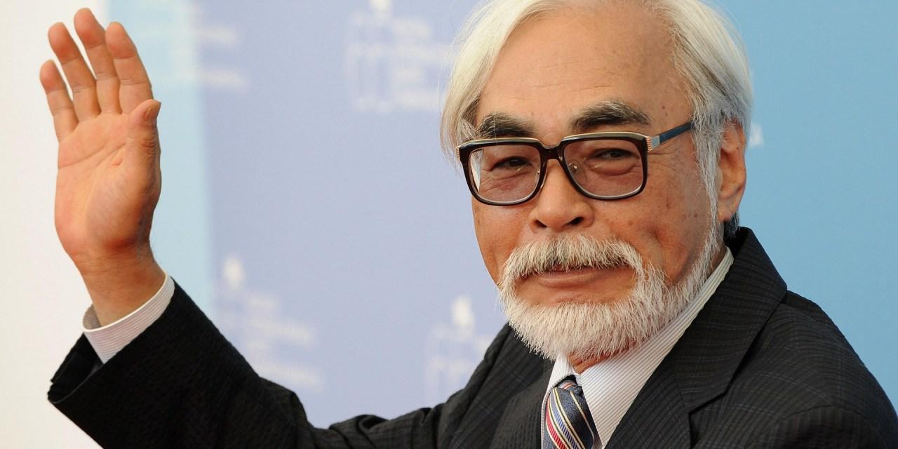 Hayao Miyazaki trabaja en una nueva película animada