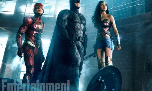 Titulares ModoGeeks: Justice League, Alien: Covenant, Overwatch y más