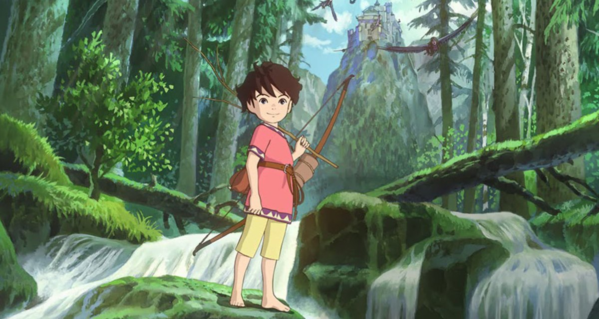 Ve el primer tráiler de Ronja, the Robber's Daughter de Studio Ghibli