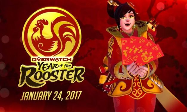 Celebra el año nuevo chino con Overwatch: Year of the Rooster