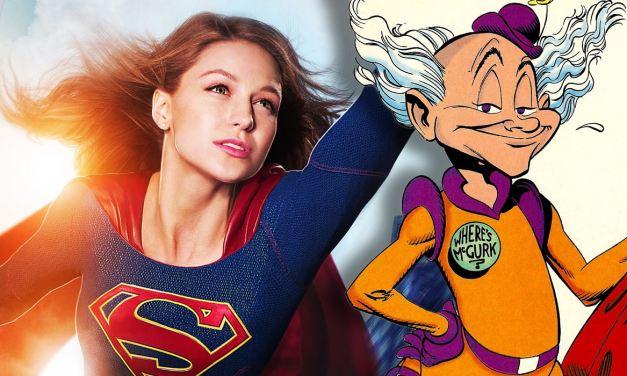 Peter Gadiot se une a Supergirl como Mister Mxyzptlk
