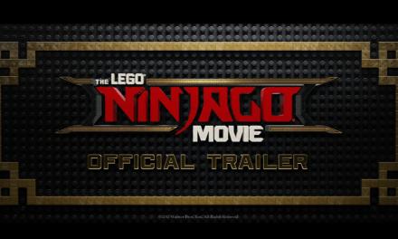 ¡Mira el primer trailer oficial de The LEGO Ninjago Movie!