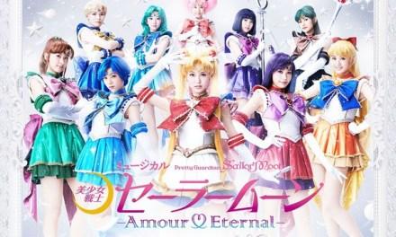 Anunciado el elenco del nuevo musical de Sailor Moon