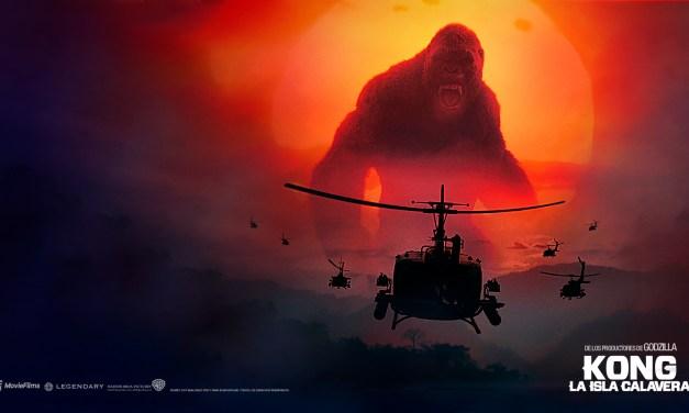 Kong: Skull Island tendrá una serie de TV