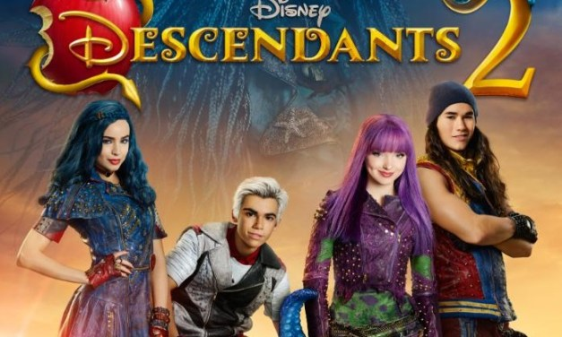 Ya tenemos el primer trailer de Descendants 2