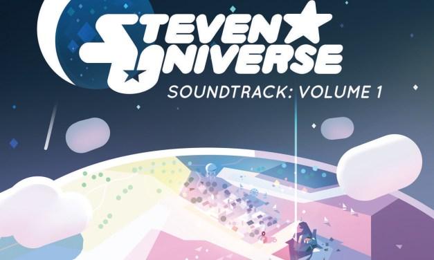 Soundtrack de Steven Universe llegará este verano