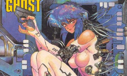Anuncian nuevo anime de Ghost in the Shell