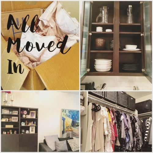 Move In Organization