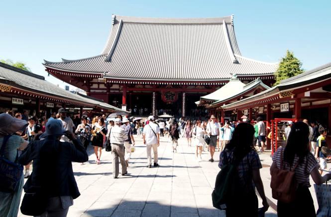 Asakusa tokyo, qué hacer en tokio en 5 días