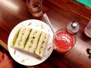 tsujiki market tokyo tuna sandwich