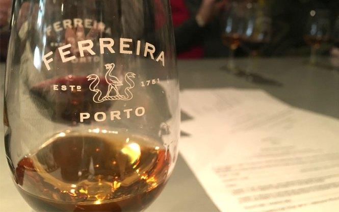 ruta del vino en Vila Nova de Gaia Oporto