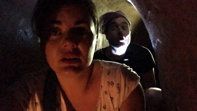 visitar los túneles de cu chi en ho chi minh vietnam