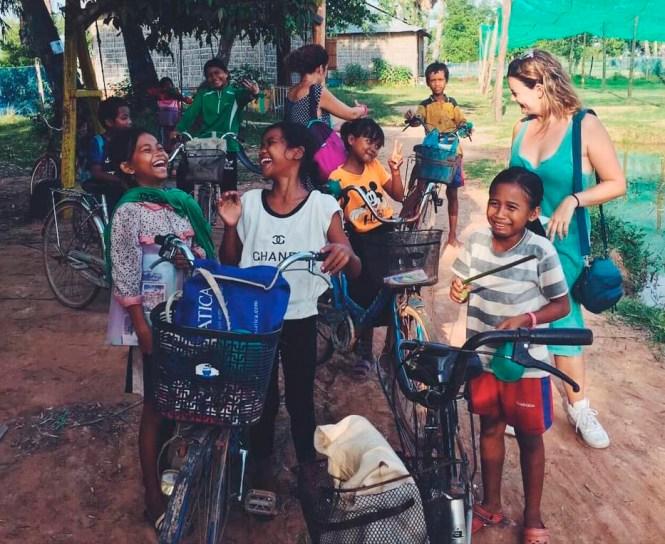 camboya sonrie, tres dias en siem reap