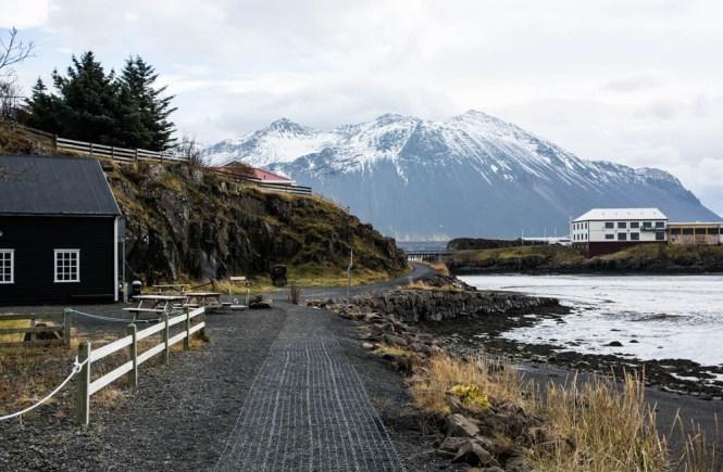 Qué ver en borgarnes Islandia