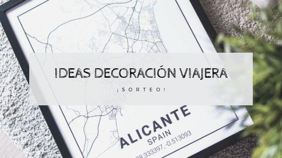 ideas decoracion viajera