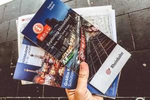 Un día en Düsseldorf Card
