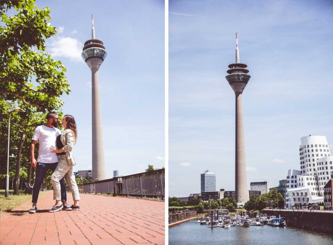 Un día en Düsseldorf