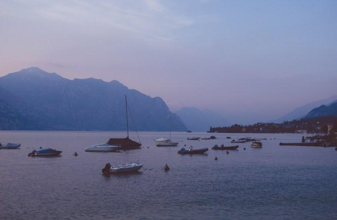 qué visitar en lago di garda