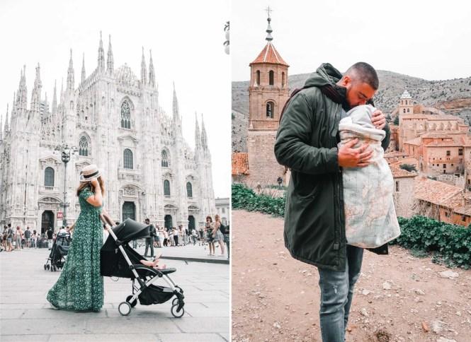 silla bumprider viajar con bebé