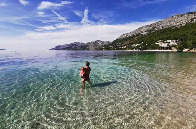 viajando con chupetes road trip por croacia