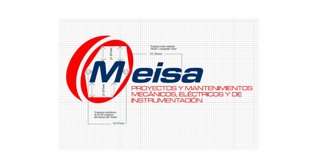 meisa logotipo marca diseño gráfico ciudad real madrid portugal marruecos