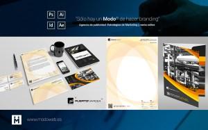 Diseño de páginas web en Ciudad Real. Diseño para Puertonarcea. Puertollano.