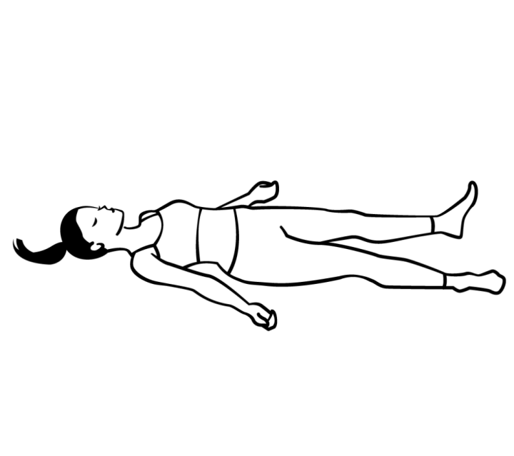 Shavasana Corpse Pose International Yoga Day