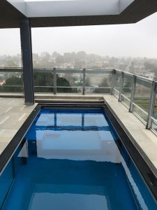 Modpool, swimming pools made from sea cans