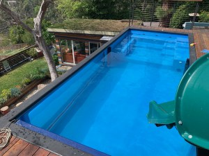 Modpool, container pools made from shipping containers