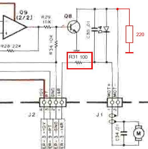 Kenwood TS-440S :: эффективное охлаждение в жару