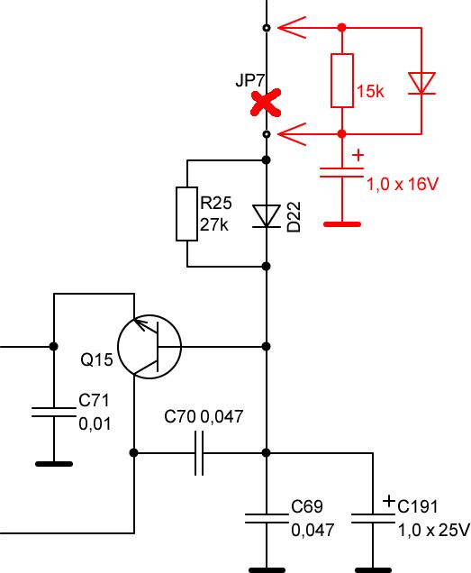 Kenwood TS-940S :: улучшение работы схемы АРУ