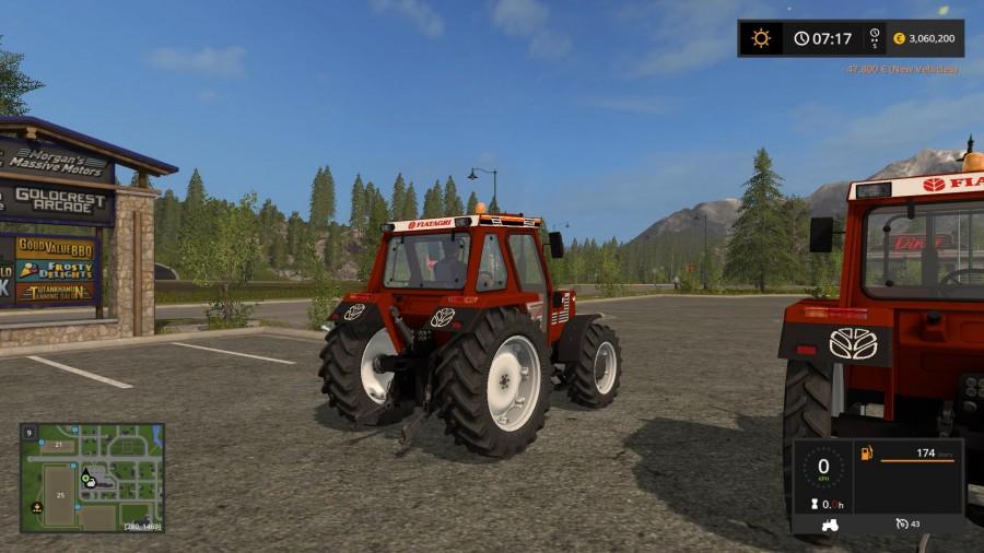Fiatagri 80-90 + 90-90 v1.0