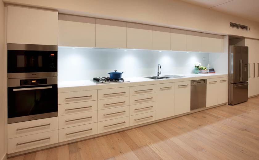 kitchen task lighting splash guard a step by guide to your modscape in prefab home